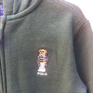 Polo by Ralph Lauren Shirts & Tops - NWT Hunter Green Polo Hoodie